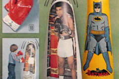Mohammed Ali Punching Bag!