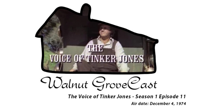 The Voice of Tinker Jones