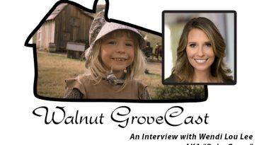 "An Interview with Wendi Lou Lee AKA ""Baby Grace"""