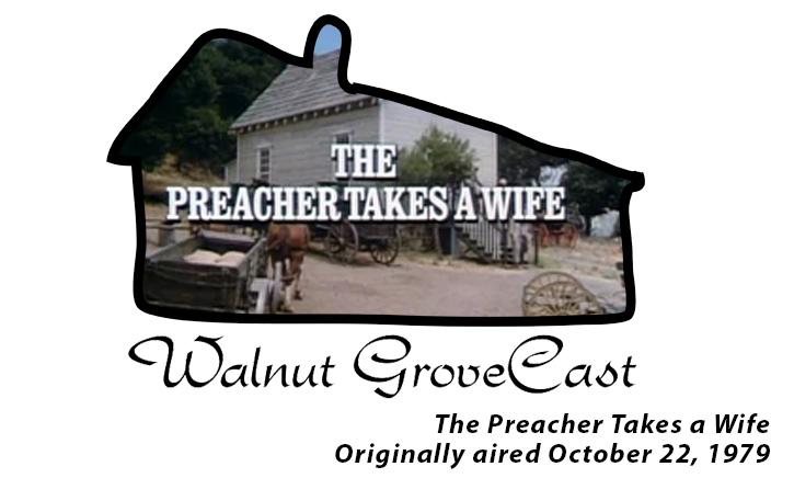The Preacher Takes a Wife