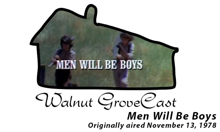 Men Will Be Boys