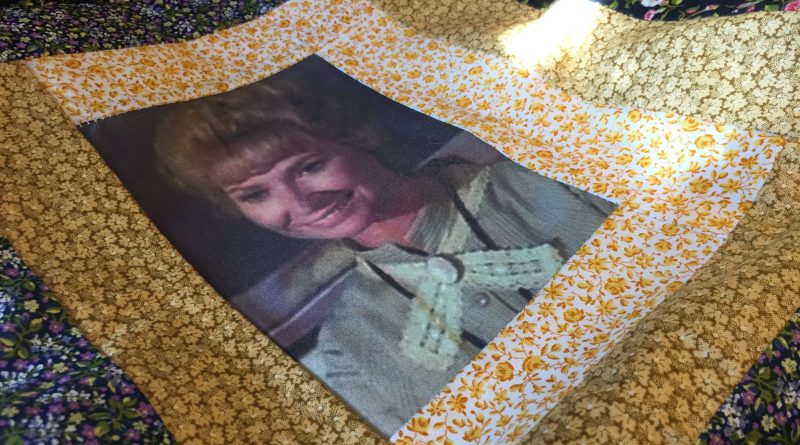 Win this Autographed photo of Charlotte Stewart!