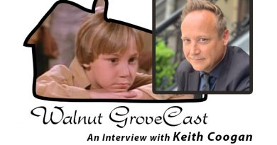 WGC – An Interview with Keith Coogan AKA Timothy!