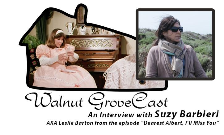 An Interview with Suzy Barbieri AKA Leslie Barton
