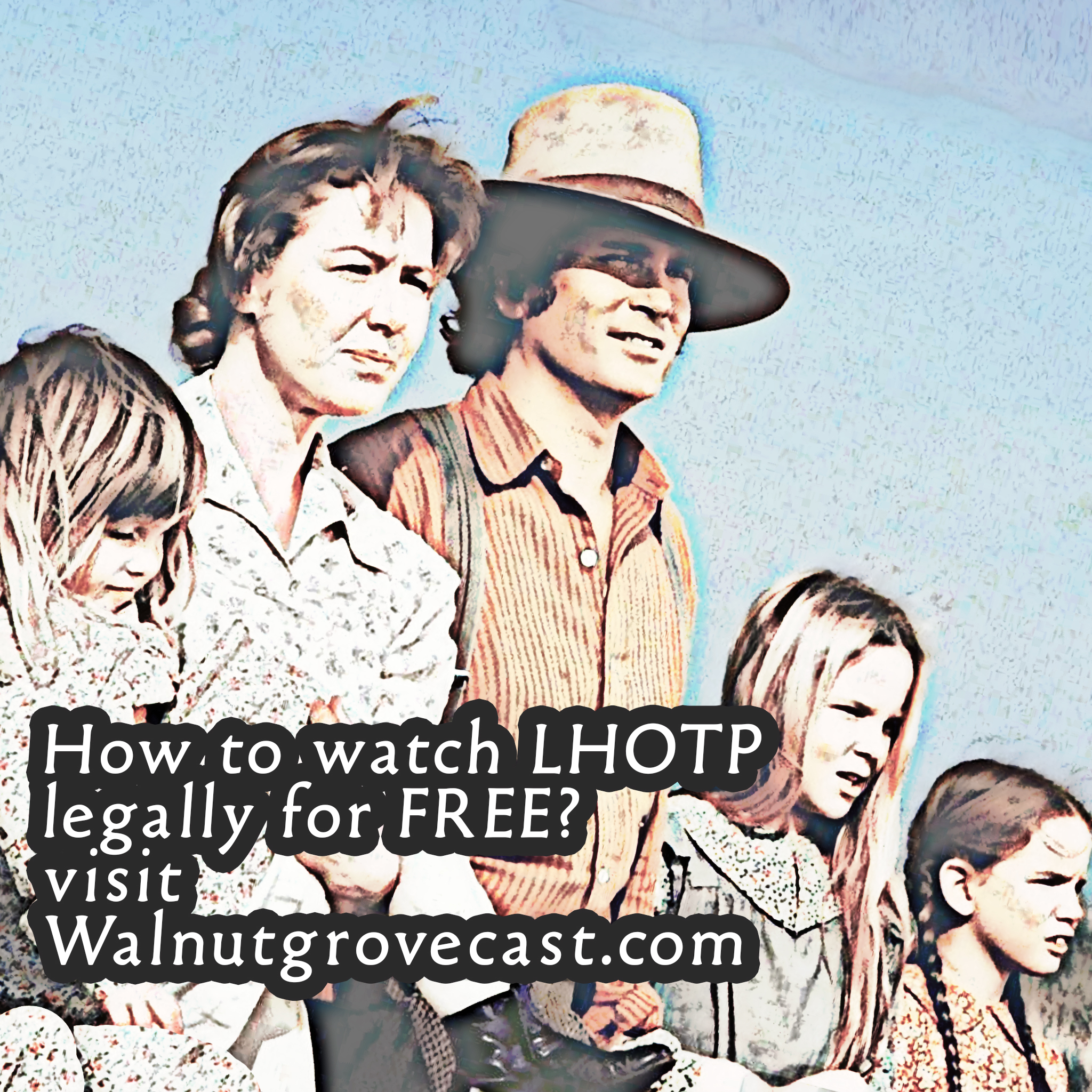 How can I watch Little House on the Prairie for FREE? Locast & CoziTV