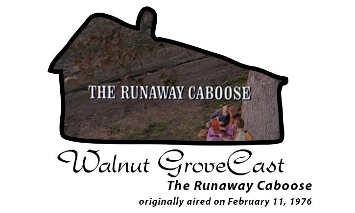 The Runaway Caboose